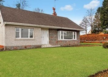 Thumbnail 2 bed detached bungalow for sale in Cairnlea Road, Strathaven