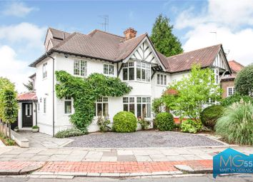 Finchley Way, Finchley, London N3. 5 bed semi-detached house