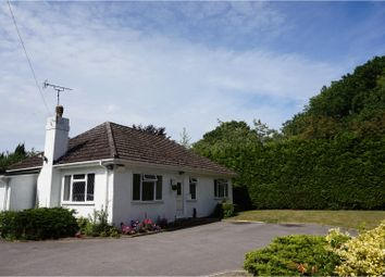 Thumbnail 3 bed detached bungalow for sale in Aldershot Road, Pirbright