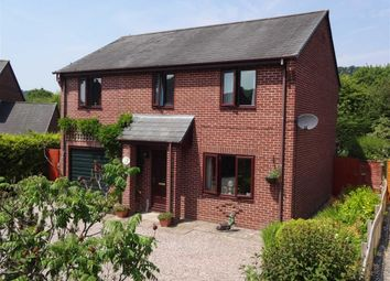 Thumbnail 4 bed detached house for sale in 26A, Court Close, Abermule, Montgomery, Powys