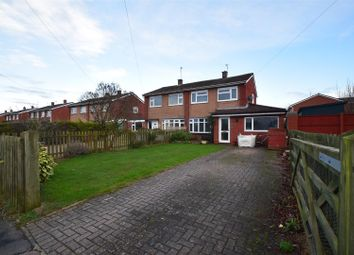 Thumbnail 4 bed semi-detached house for sale in Sutton Road, Shrewsbury