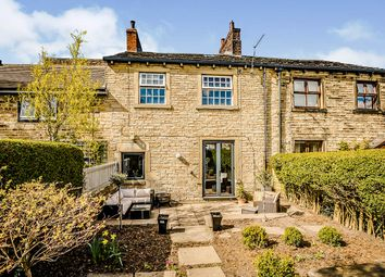 Thumbnail 5 bed cottage for sale in Town End, Almondbury, Huddersfield