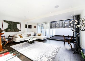 Thumbnail 3 bedroom terraced house for sale in Logan Place, London