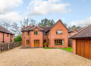 Thumbnail 5 bed detached house for sale in Fishers Lane, Cold Ash, Thatcham