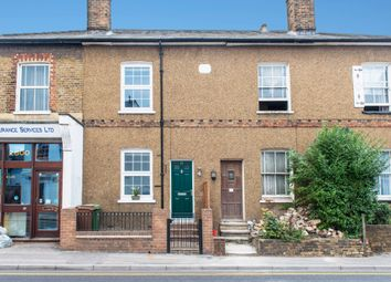 Thumbnail 2 bed terraced house for sale in West Street, Carshalton