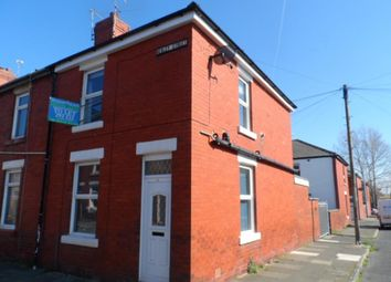 Thumbnail 2 bed end terrace house to rent in Healey Street, Blackpool