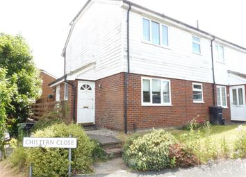Thumbnail 1 bed property to rent in Chiltern Close, Downswood, Maidstone