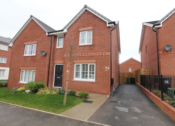 Thumbnail 3 bed semi-detached house for sale in Athol Duncan Drive, Wirral