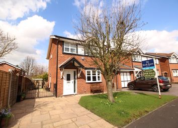 Thumbnail 3 bed detached house for sale in Medway Crescent, Altrincham