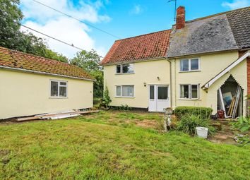 Thumbnail 4 bed end terrace house for sale in Southolt Road, Bedfield, Woodbridge