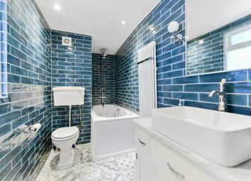 Thumbnail 2 bed maisonette to rent in Becklow Road, London