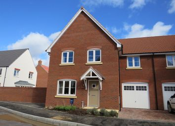 Thumbnail 4 bed semi-detached house for sale in North Road, Stoke Gifford, Bristol