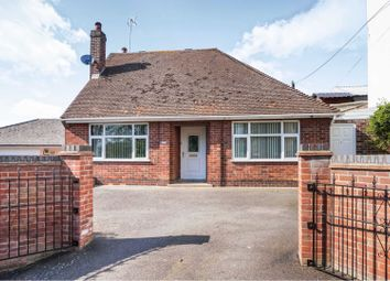 Thumbnail 3 bed detached house for sale in Meadow Road, Kettering