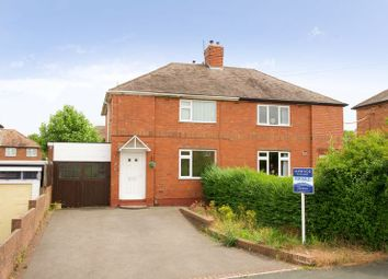 Thumbnail 3 bed semi-detached house for sale in Sunningdale, Hadley, Telford