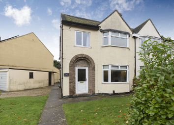 Thumbnail 3 bedroom semi-detached house for sale in Gotherington Lane, Bishops Cleeve, Cheltenham