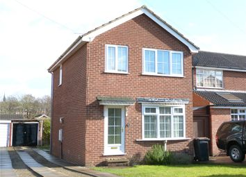Thumbnail 3 bedroom detached house to rent in Fewston Crescent, Harrogate, North Yorkshire