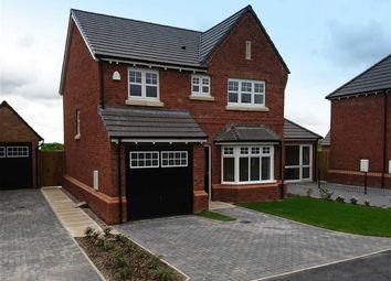 Thumbnail 4 bedroom detached house for sale in Preston Road, Inskip, Preston