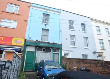 Thumbnail 3 bed terraced house for sale in Sussex Place, Bristol