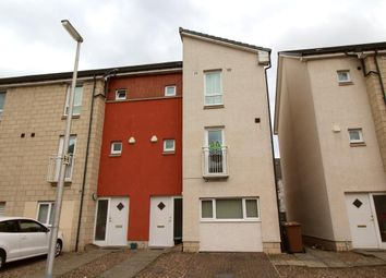 Thumbnail 5 bedroom town house for sale in Milnbank Gardens, Dundee