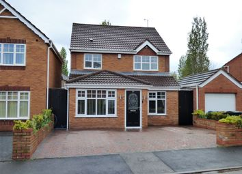 Thumbnail Detached house for sale in Fallowfields, Holbrooks, Coventry
