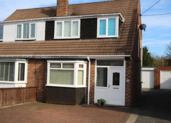 Thumbnail 3 bed semi-detached house for sale in Ravensbourne Avenue, East Boldon