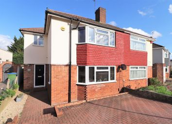 Thumbnail 3 bed semi-detached house for sale in Margaret Road, Bexley