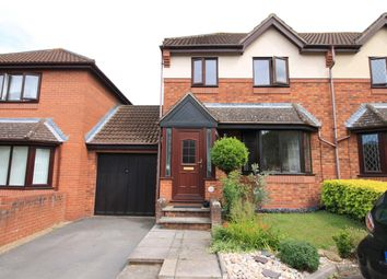 Thumbnail 3 bedroom semi-detached house for sale in Myrtle Gardens, Yatton, North Somerset