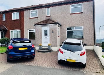 Thumbnail 3 bed semi-detached house for sale in Cotswold Way, Risca, Newport