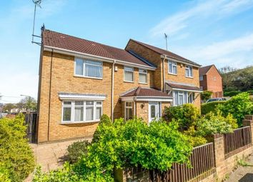 Thumbnail 3 bed semi-detached house for sale in Wedgewood Drive, Chatham, Kent, .