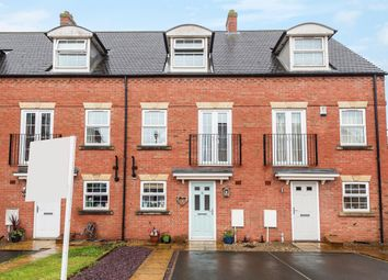 Thumbnail 3 bed terraced house for sale in Cheshire Close, Rawcliffe