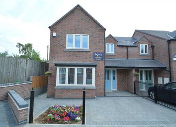 Thumbnail 3 bed semi-detached house for sale in Stock Well Close, Keyworth, Nottingham