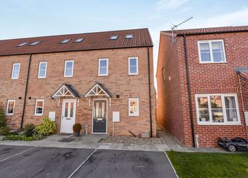 Thumbnail 3 bed semi-detached house for sale in Camellia Close, Norton, Malton
