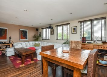 Thumbnail 3 bed flat to rent in St. Helen's Crescent, London