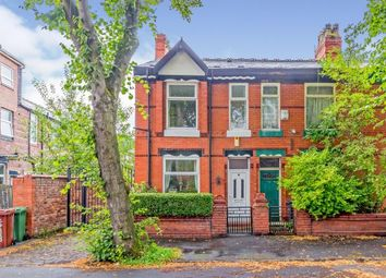 Rosford Avenue, Manchester, Greater Manchester, Uk M14. 3 bed end terrace house