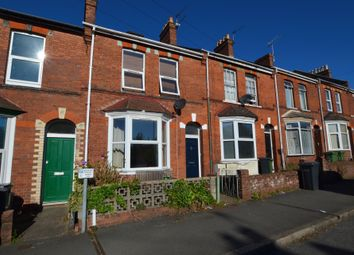 Thumbnail 4 bed terraced house for sale in Mount Pleasant Road, Exeter