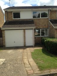 Thumbnail 3 bed semi-detached house to rent in Queensway, Caversham