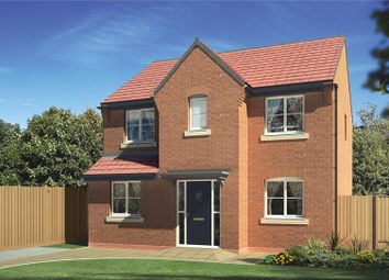 Thumbnail 4 bed detached house for sale in Brooklands, Marsh Lane, Holmes Chapel