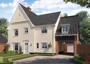 Thumbnail 4 bedroom detached house for sale in Station Road, Framlingham, Suffolk