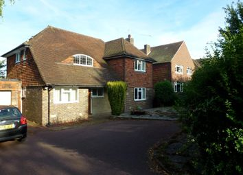 Thumbnail 4 bed detached house to rent in The Broadway, Alfriston, Polegate