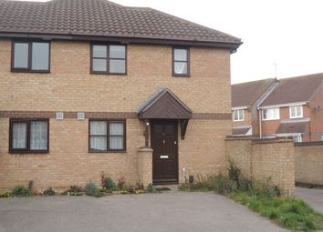 Thumbnail 1 bed property to rent in Chinook, Highwoods, Colchester