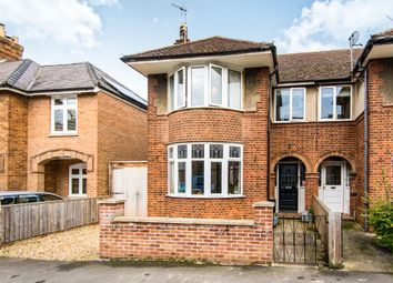 Thumbnail 4 bed semi-detached house for sale in Queen Street, Stamford