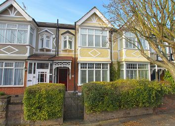 Thumbnail 4 bed terraced house to rent in Dudley Gardens, London