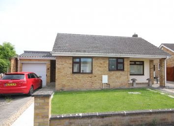 Thumbnail 2 bed detached bungalow for sale in Stafford Road, Bridgwater