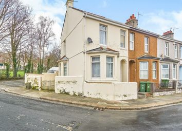 Thumbnail 3 bedroom end terrace house for sale in Brunel Terrace, Plymouth