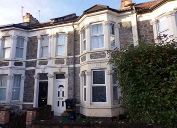 Thumbnail 3 bed terraced house for sale in Cromer Road, Greenbank, Bristol