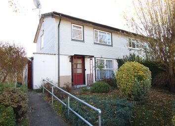 Thumbnail 3 bed semi-detached house for sale in Chiltern Dene, Enfield