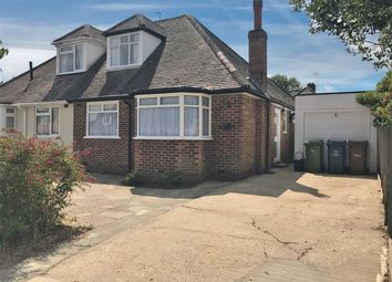 Thumbnail 3 bedroom bungalow to rent in Chartley Avenue, Stanmore