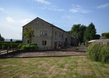 6 bed semi-detached house for sale in The Barn, 2 Adgil Grove, Southowram, Halifax HX3