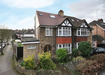 Thumbnail 4 bedroom semi-detached house for sale in Oak Tree Gardens, Bromley