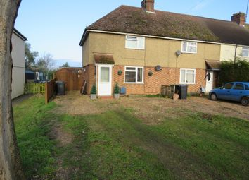 Thumbnail 3 bedroom end terrace house for sale in Mildenhall Road, Fordham, Ely